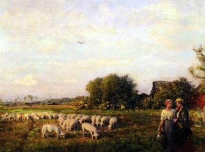 las pastoras-by-Jules-Breton-027